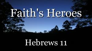 Faith's Heroes - Title