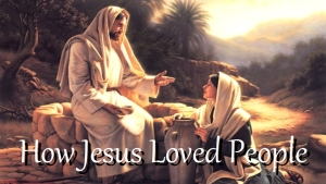 How Jesus Loved People - Title