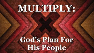 Multiply - God's Plan For His People - Title