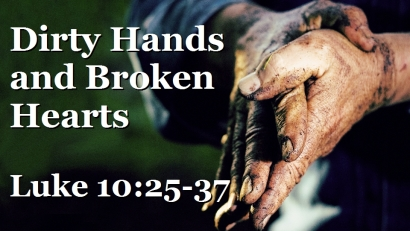 Dirty Hands and Broken Hearts - title