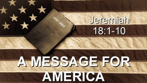 A Message for America - Independence Day 2016 - title