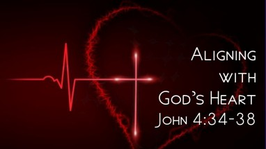 Aligning with God's Heart - title image